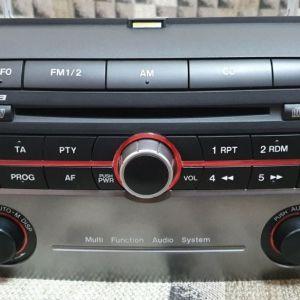 ΡαδιοCD/MP3 player απο Mazda 3 MPS /2008
