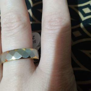 Stainless  steel δαχτυλιδι
