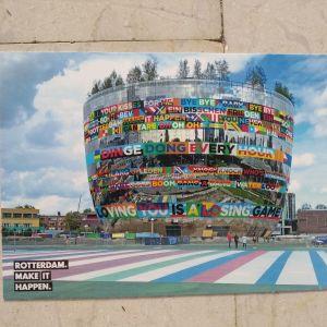 Καρτ ποστάλ Eurovision 2021