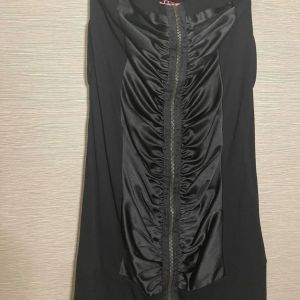 Μαύρο φόρεμα bsb
