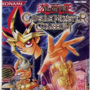 YU-GI-OH CAPSULE MONSTER COLISEUM - PS2