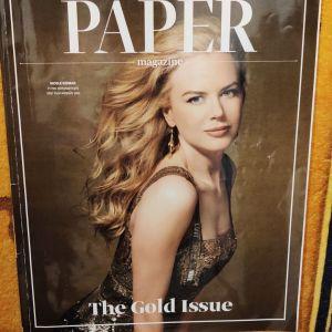 Περιοδικό Magazine Paper, τεύχος 30, 2011