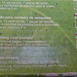 κιτ προστασία σποράς- τούνελ καλλιέργειας λαχανικών