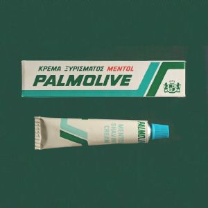 PALMOLIVE Mentol shaving cream