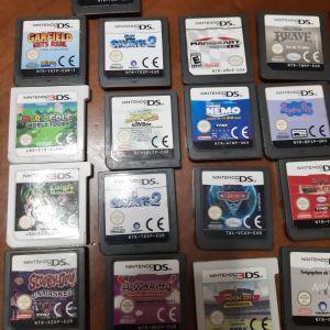 ΚΑΣΣΕΤΕΣ DS και 3DS