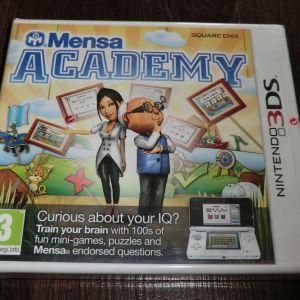 MENSA ACADEMY NINTENDO 3DS