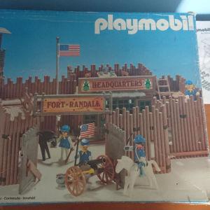 Playmobil fort Randall 3419