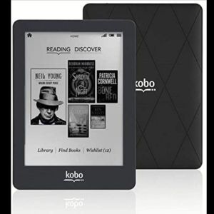 Kobo glo e-reader με 2gb micro sd