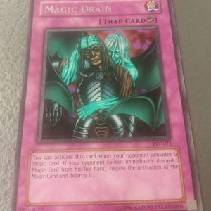Magic Drain (Rare, PSV)