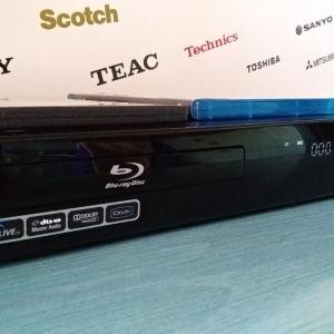 SAMSUNG BLU-RAY / DVD NETWORK PLAYER BD-P1580