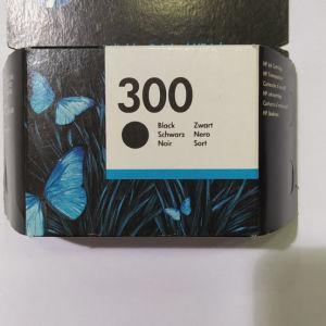 Μελάνι εκτυπωτή HP 300 black