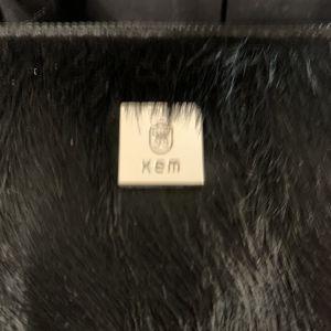 Μαύρη τσάντα kem