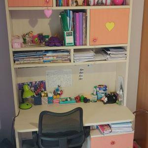 Γραφείο - Βιβλιοθήκη - Συρταριέρα