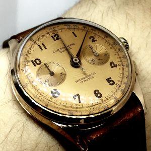 Ρολόι χρυσό 18k χρονογραφος