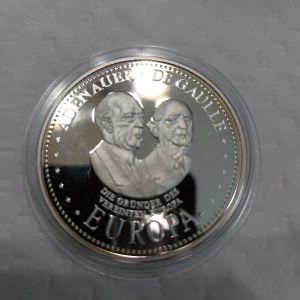 Europe proof 1oz 999silver