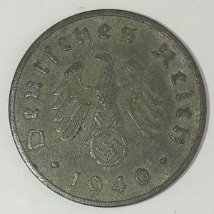 10 Reinchsfenning 1940-41-42-43
