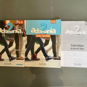 adomania 2( Α1-A2)