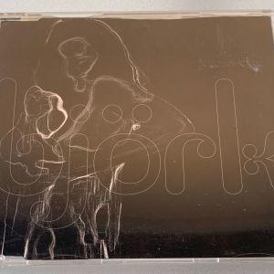 Bjork - Pagan poetry made in the EU 3-trk cd single