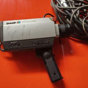 βιντεοκαμερα ρετρο Sharp Saticon Colour Video Camera XC-51