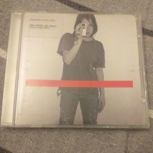 NEW ORDER - GET READY CD ALBUM - BRIT POP