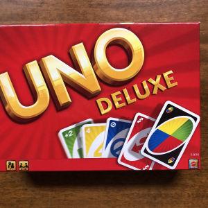 Επιτραπεζιο UNO Deluxe άθικτο