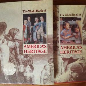 Η ιστορια της συγχρονης αμερικης σε δυο πανεμορφα βιβλια. Δωρο ενα βιβλιο για το πολεμο στο Βιετναμ