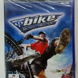 GRAVITY GAMES BIKE PS2 PLAYSTATION 2 TWO VIDEO GAME EUROPEAN PAL