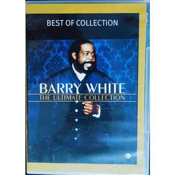 Barry White - The ultimate collection (best of)