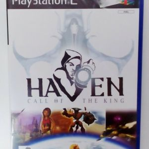 HAVEN CALL OF THE KING PS2 PLAYSTATION 2 TWO EUROPEAN PAL NEW & SEALED