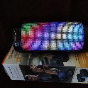 Technaxx MusicMan Bluetooth LED Light Soundstation BT-X26 Ηχείο