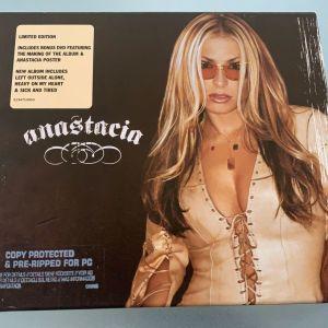 Anastacia αυθεντικό cd album και dvd limited edition