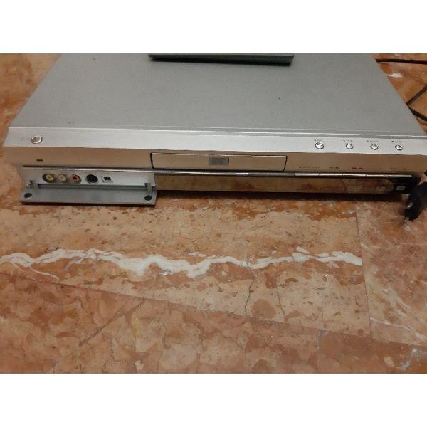 DVD player rw