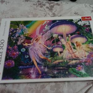 Puzzle 500 κομματια