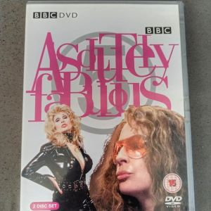 Absolutely Fabulous - Series 5 [DVD] - 2 Discs