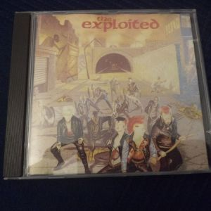 THE EXPLOITED – Troops Of Tomorrow CD PUNK HARDCORE 1982