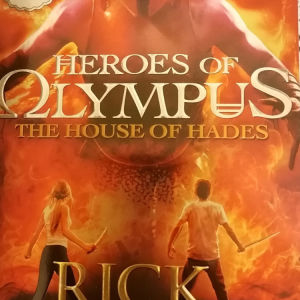 Heroes of Olympus | The House of Hades