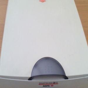 scanner Agfa snapscan e50 & agfa 1212,  hp scanjet 3300c
