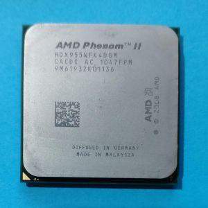 Επεξεργαστής AMD Phenom II X4 955 socket AM2+/AM3