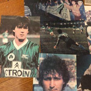 ΠΑΝΑΘΗΝΑΙΚΟΣ -ΠΑΛΙΕΣ ΦΩΤΟΓΡΑΦΙΕΣ ΕΦΗΜΕΡΙΔΩΝ 1981-85