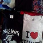 Μπλουζάκια και πουκάμισα