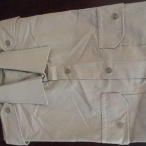 Θερινό στρατιωτικό πουκάμισο