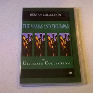 CD ( 1 ) The mamas and the papas - Best of collection
