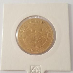 Μετάλλιο - Η Αυστραλία θυμάται 50