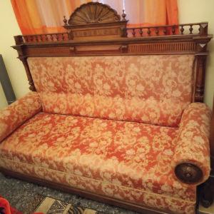 καναπές vintage