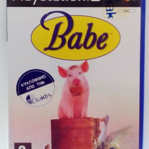 BABE PS2 PLAYSTATION 2 TWO EUROPEAN PAL