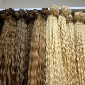 60 cm / 100+ grams 100% Human Hair Τρέσες Μαλλιά Σε όλα τα μήκη, όλα τα είδη (ίσια/ κυμματιστα/ αφρο/ μπουκλα)