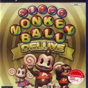 SUPER MONKEY BALL - PS2