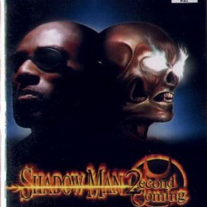SHADOW MAN 2 SECOND COMMING - PS2