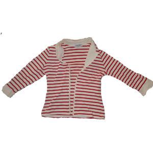 Ριγέ κόκκινο πουκάμισο