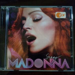 "Madonna ""Sorry"" maxi CD"